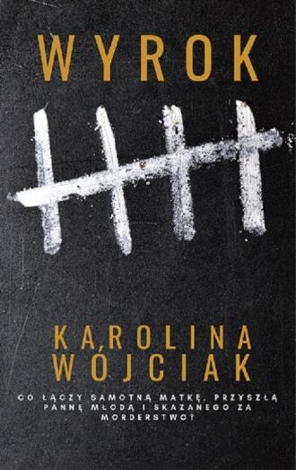 Wyrok - okładka książki
