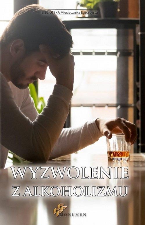 Wyzwolenie z alkoholizmu - okładka książki