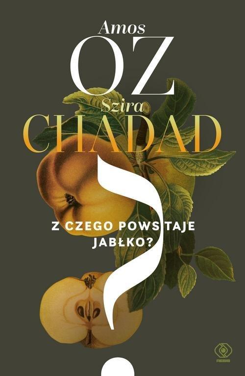 Z czego powstaje jabłko? - okładka książki