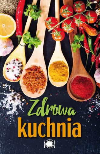 Zdrowa kuchnia - okładka książki