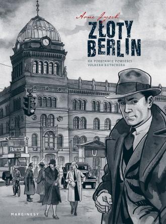 Złoty Berlin - okładka książki