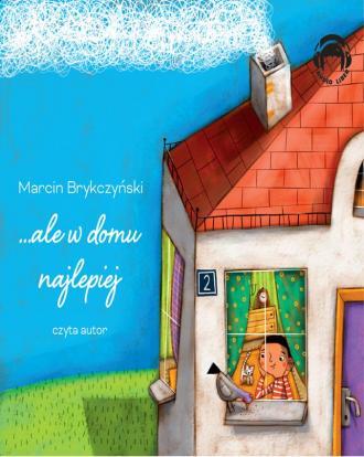 ... ale w domu najlepiej (CD mp3) - pudełko audiobooku