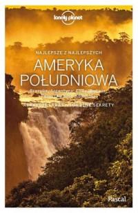 Ameryka Południowa - okładka książki