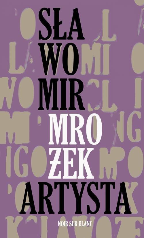 Artysta i inne opowiadania - okładka książki