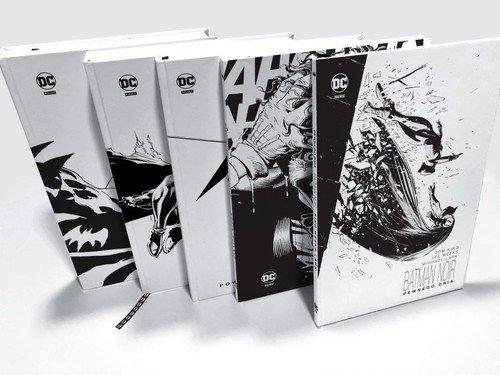 Batman Noir. PAKIET - okładka książki