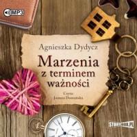 Marzenia z terminem ważności (CD - pudełko audiobooku
