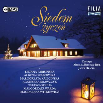 Siedem życzeń (CD mp3) - pudełko audiobooku