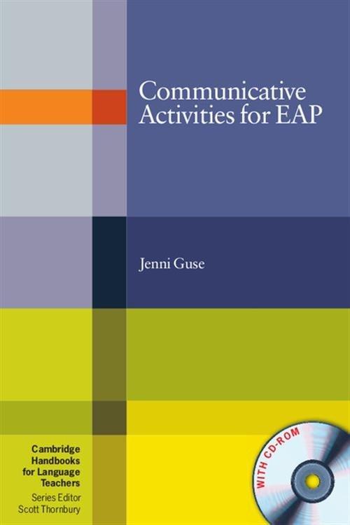 Communicative Activities for EAP - okładka podręcznika