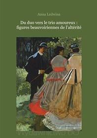Du duo vers le trio amoureux: figures - okładka książki