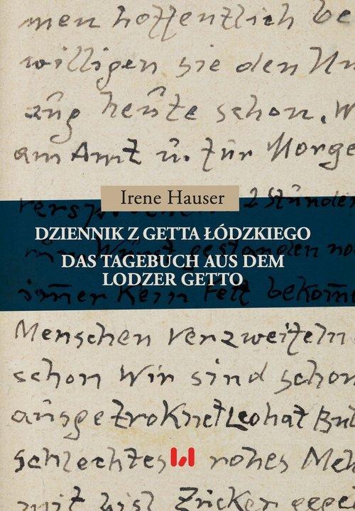 Dziennik z getta łódzkiego / Das - okładka książki