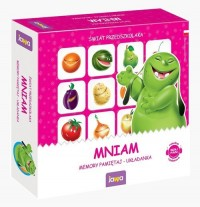 Gra MNIAM Memory mini - zdjęcie zabawki, gry