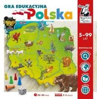 Kapitan Nauka Gra edukacyjna Polska - zdjęcie zabawki, gry