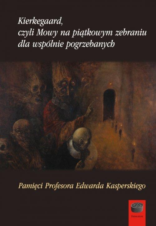 Kierkegaard, czyli Mowy na piątkowym - okładka książki