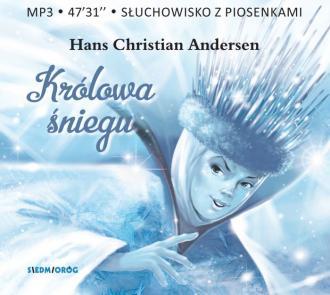 Królowa Śniegu (CD mp3) - pudełko audiobooku