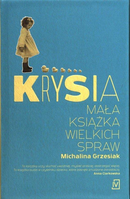 Krysia. Mała książka wielkich spraw - okładka książki