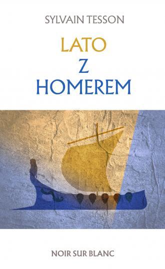 Lato z Homerem - okładka książki