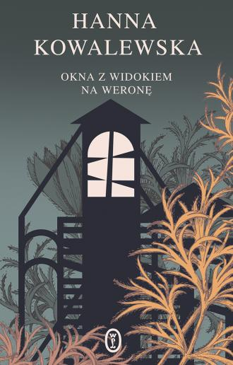 Okna z widokiem na Weronę - okładka książki