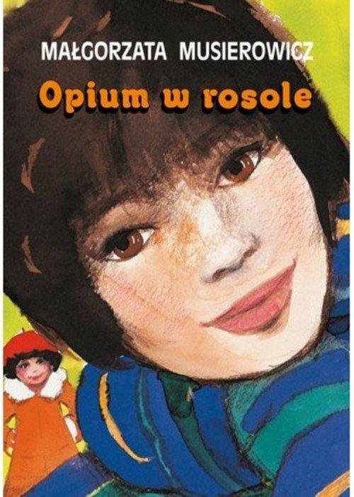 Opium w rosole - okładka książki