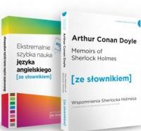 Pakiet The Memoirs of Sherlock - okładka podręcznika