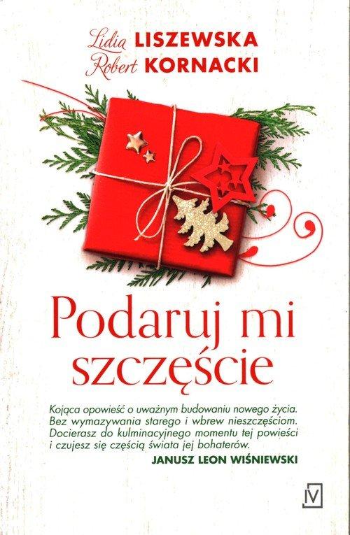 Podaruj mi szczęście - okładka książki