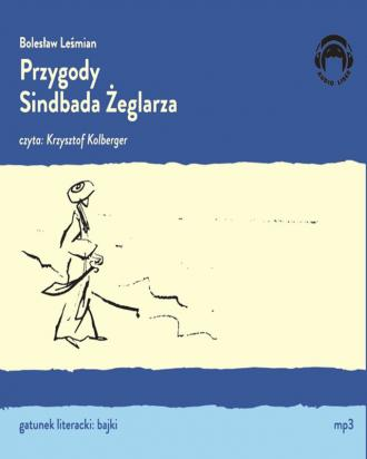 Przygody Sindbada Żeglarza (CD - pudełko audiobooku