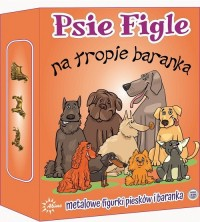 Psie Figle. Na tropie Baranka - zdjęcie zabawki, gry