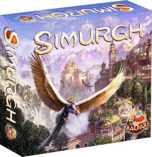 Simurgh - zdjęcie zabawki, gry