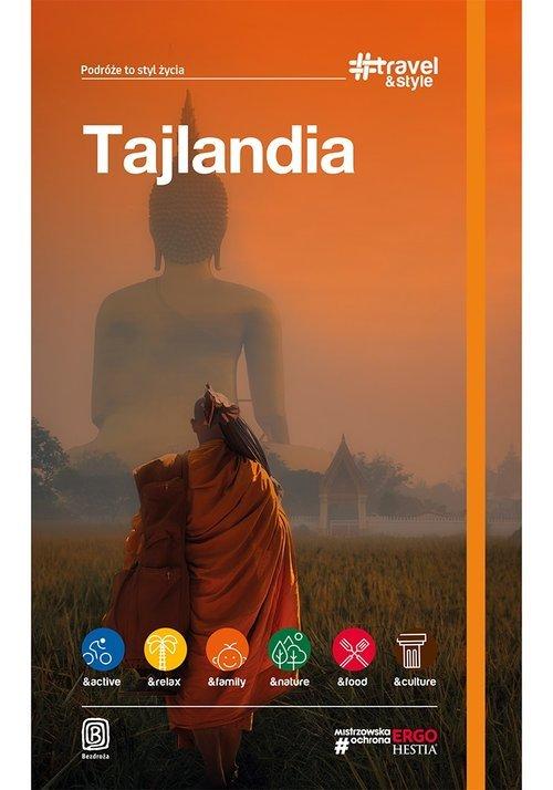 Tajlandia. #Travel&Style - okładka książki
