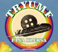 Tryumf Pana Kleksa (CD mp3) - pudełko audiobooku
