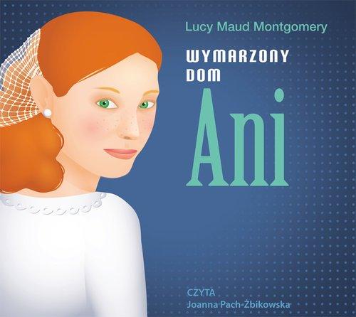 Wymarzony dom Ani (CD mp3) - pudełko audiobooku