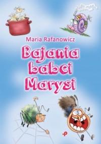 Bajania babci Marysi - okładka książki