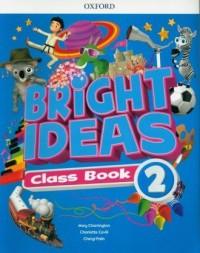 Bright Ideas 2 Class Book and app - okładka podręcznika