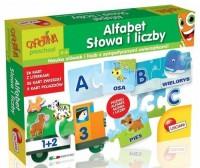 Carotina Alfabet Słowa i Liczby - zdjęcie zabawki, gry