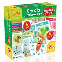 Carotina Gry dla przedszkolaków - zdjęcie zabawki, gry
