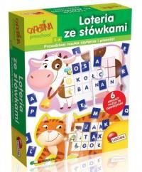 Carotina Loteria ze słówkami - zdjęcie zabawki, gry