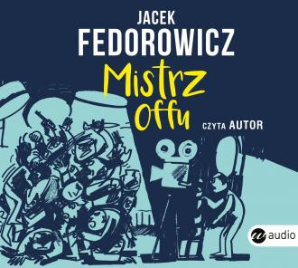 Mistrz offu (CD mp3) - pudełko audiobooku