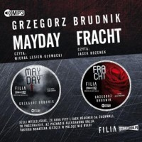 Pakiet Mayday / Fracht (CD mp3) - pudełko audiobooku