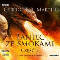 Taniec ze smokami cz. 1. Pieśń - pudełko audiobooku