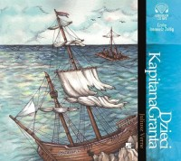 Dzieci kapitana Granta (CD mp3) - pudełko audiobooku