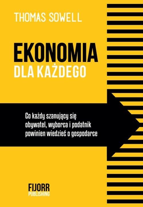 Ekonomia dla każdego. Co każdy - okładka książki