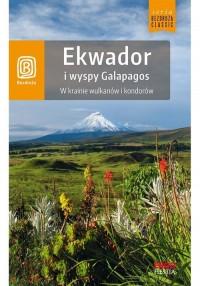 Ekwador i wyspy Galapagos. W krainie - okładka książki