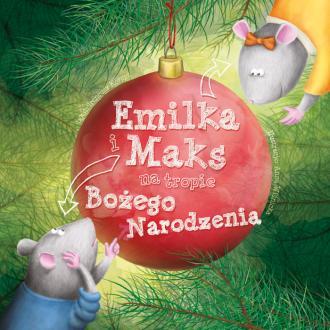 Emilka i Maks na tropie Bożego - okładka książki