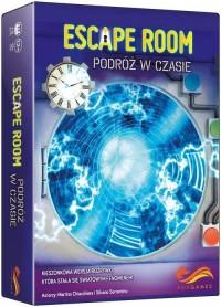 Escape Room Podróż w czasie - zdjęcie zabawki, gry