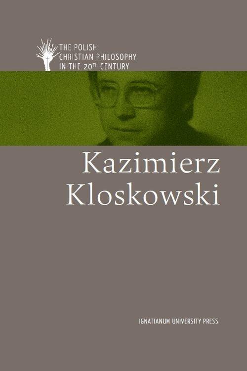 Kazimierz Kloskowski. Seria: The - okładka książki