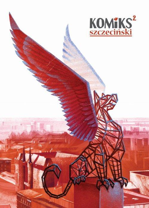 Komiks Szczeciński 2 - okładka książki