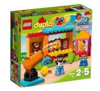 Lego Duplo Strzelnica - zdjęcie zabawki, gry