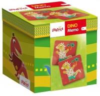 Ludattica Dino Memo - zdjęcie zabawki, gry