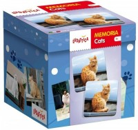 Ludattica Memoria Fauna Cats - zdjęcie zabawki, gry