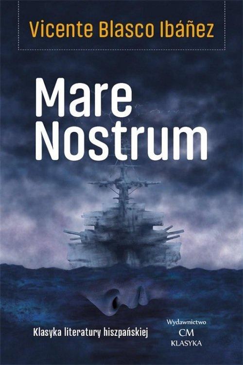 Mare Nostrum - okładka książki