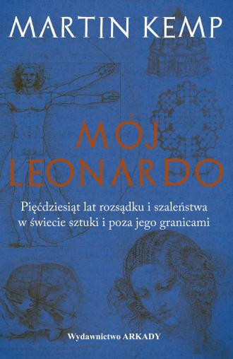 Mój Leonardo da Vinci. Pięćdziesiąt - okładka książki
